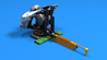 Image for Observatory. Mission 13 from FIRST LEGO League 2018-2019 Into Orbit challenge