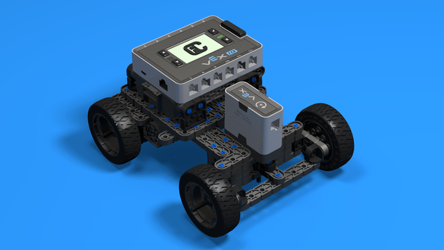 FLLCasts | Drag car - LEGO Mindstorms EV3 car