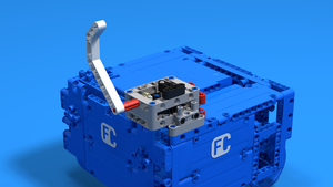 Image for Simple Pinless Attachment for the SUV Box Robot
