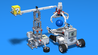 "Image for Level C2. ""Cooperation"". Robotics with LEGO"