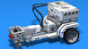 Image for Drag car - LEGO Mindstorms EV3 car