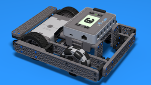 Image for Pesho Bot - base chassis for VEX IQ