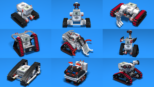 Image for Tanks with treads