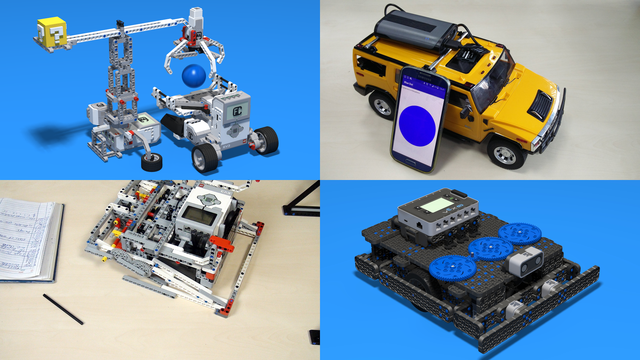 Teach at school with FLLCasts STEM Platform image