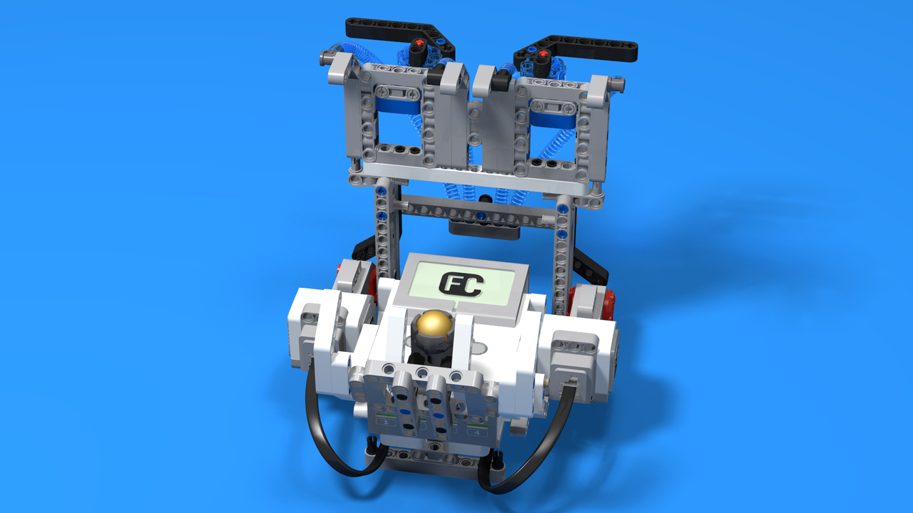 Image for Cardiidae - a LEGO Mindstorms EV3 Clam robot