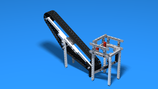Image for Slide and Belt - LEGO Construction modules
