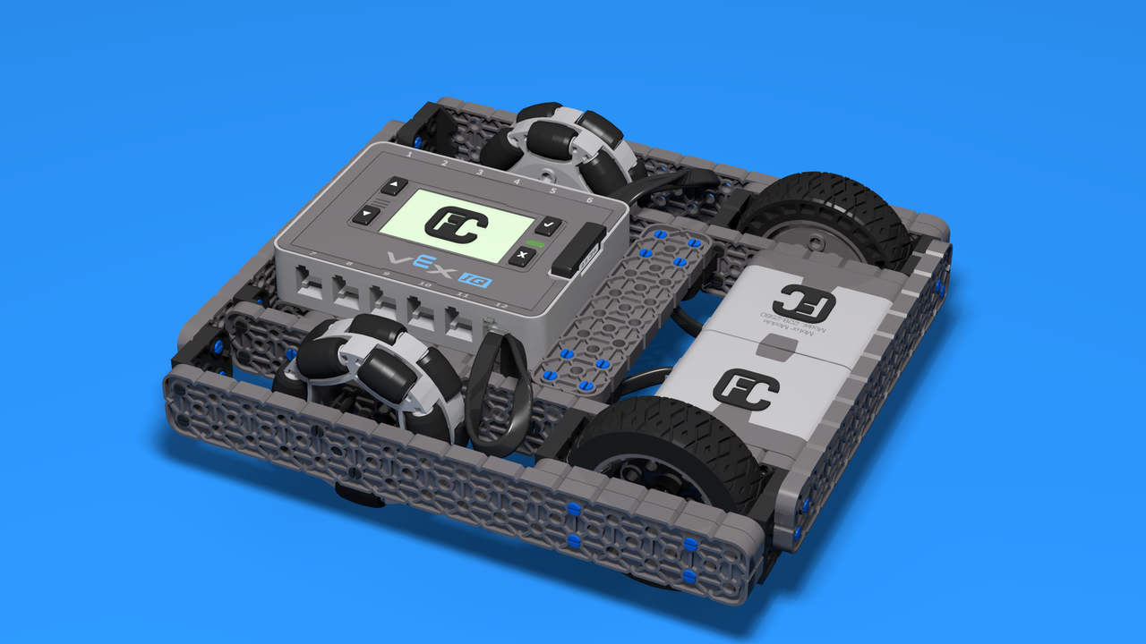 Image for Sports Chassis - VEX IQ Chassis