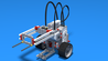 Image for MotoCar Bot - LEGO Mindstorms Robot that is kind of like a forklift