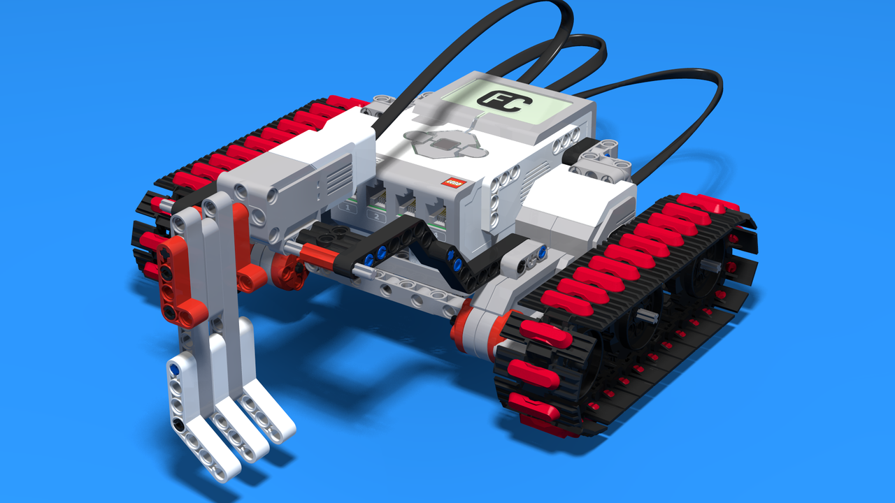 Image for Dotty - LEGO Mindstorms EV3 kicking robot