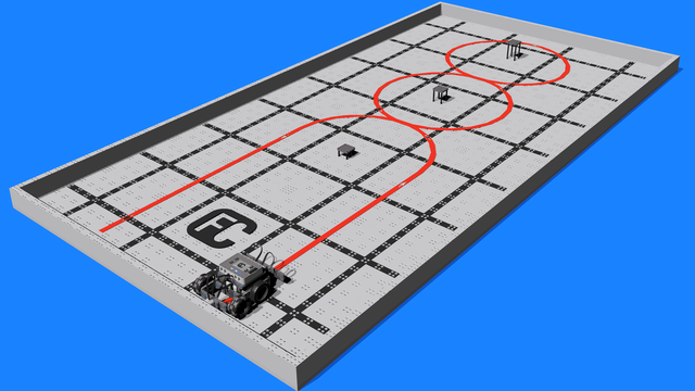 "Image for What is Level 3 from ""FLLCasts Certified VEX IQ Robot Driver - Class R1"""