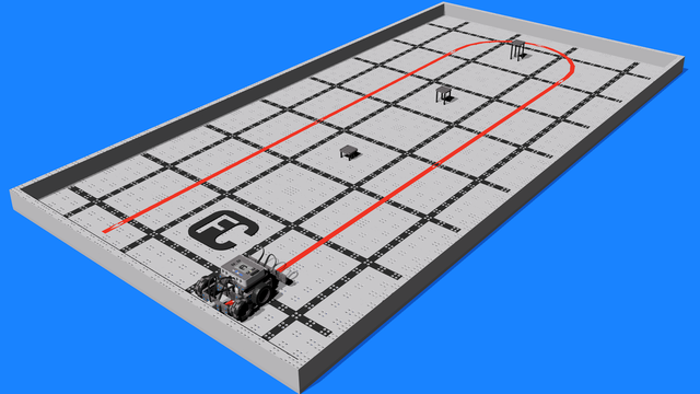 "Image for What is Level 1 from ""FLLCasts Certified VEX IQ Robot Driver - Class R1"""