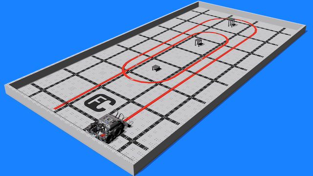 "Image for What is Level 2 from ""FLLCasts Certified VEX IQ Robot Driver - Class R1"""