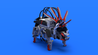 Image for Dinor3x - a dinosaur from LEGO Mindstorms EV3 retail