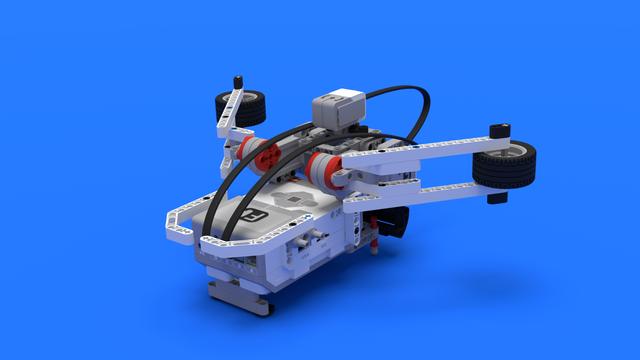 Image for Ремило - LEGO Mindstorms EV3 робот лодка