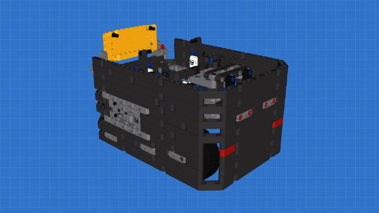 Image of Brazilina Son box robot