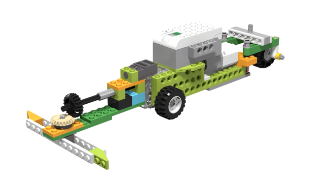 Image for Sweeper, built with LEGO WeDo 2.0