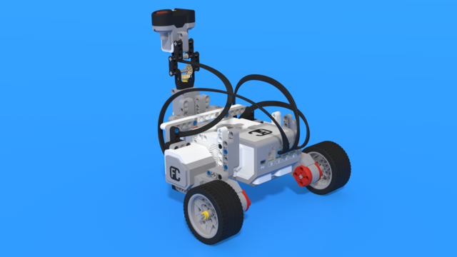 Image for Voli - LEGO Mindstorms EV3 robot measuring volume