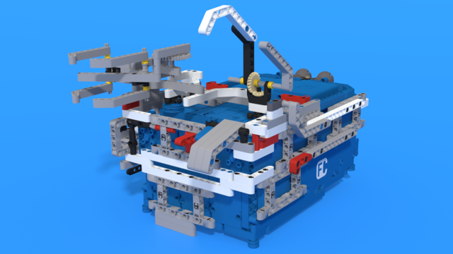 Image for FLL 2018: Nightbeast Multi-purpose Attachment. M03, M04 and M14