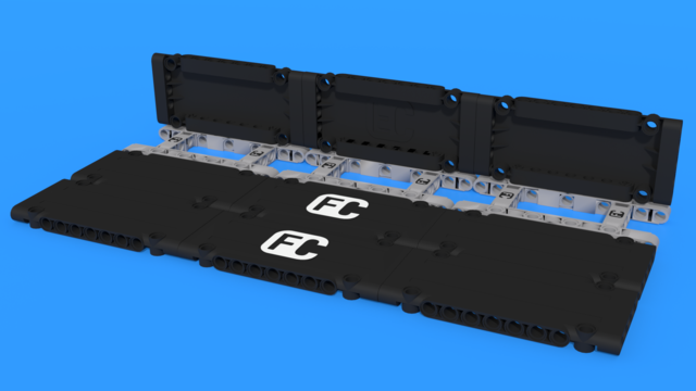 Image for Nightbeast Spacer for Run 4
