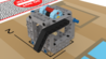 Image for Power switch mission model. FLLCasts Off-season Challenge 2019