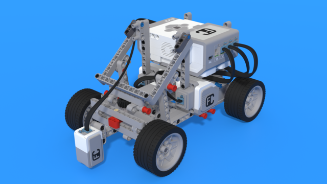 Image for Rollo - LEGO Military SUV
