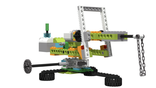 Image for Workshop Crane