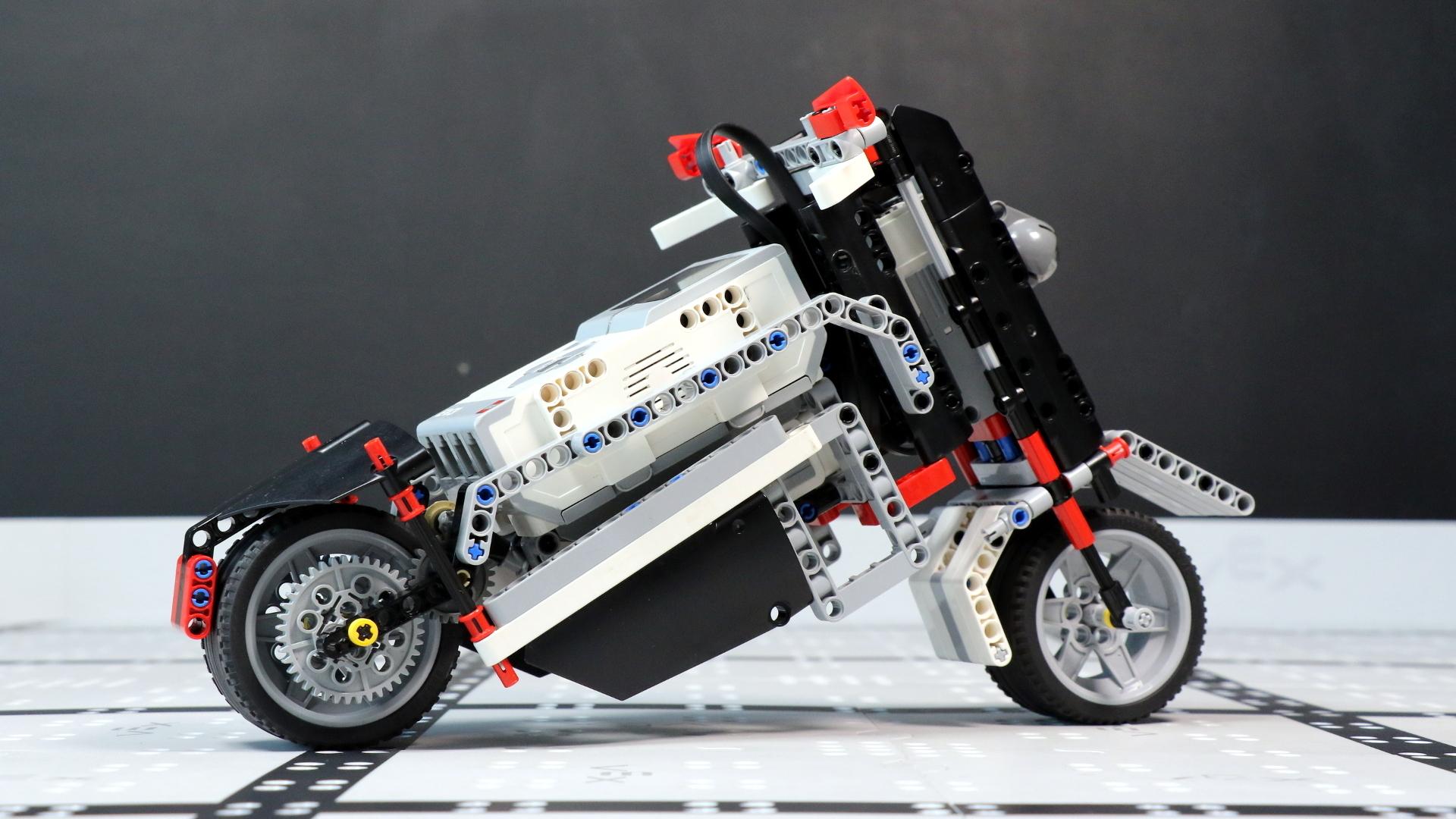 Ninja Motorcycle Ev3 Robot
