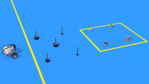 Image for Занятие 3 - Разчистване на площадка за кацане