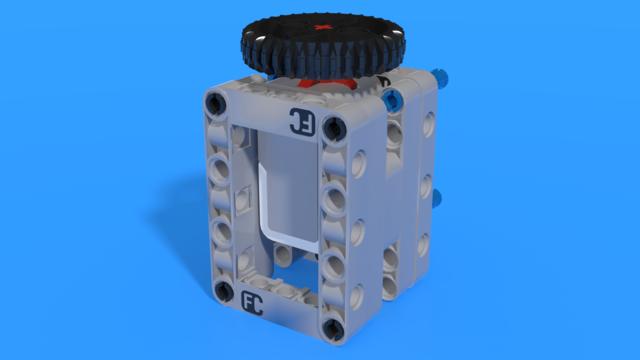 Image for Модул със сензор за допир на EV3 Тактилната игра за памет