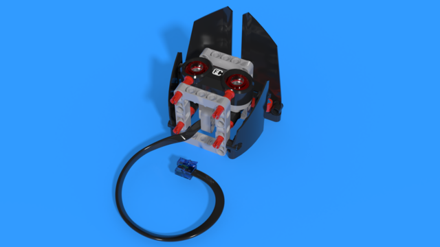 Image for Ultrasonic module for EV3 Kinesthetic and Memory Game