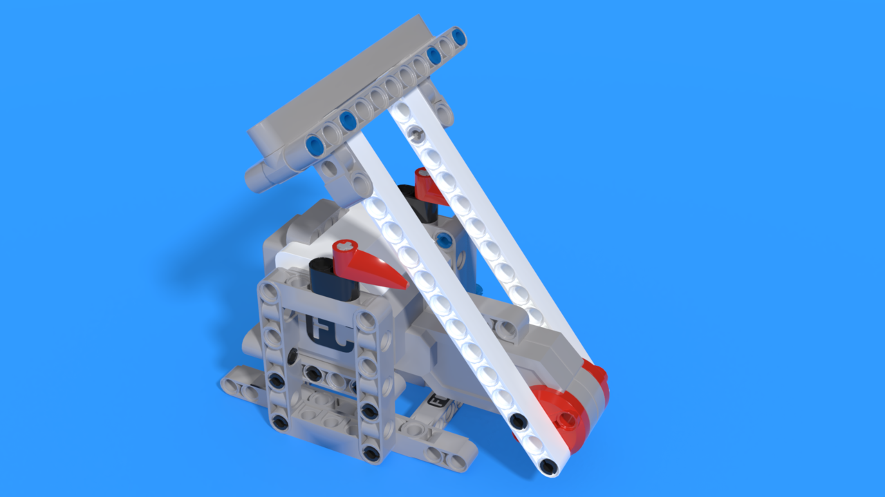 Image for Lever module for EV3 Kinesthetic and Memory Game