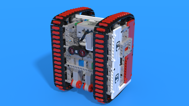 Image for Chester - 3 kilograms sumo monstrosity robot.