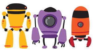Image for Занятие 7 - Построй си робот