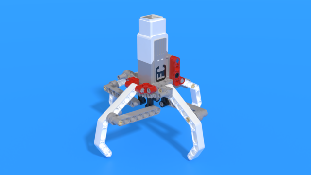 Image for Crane Grabber from LEGO Mindstorms EV3