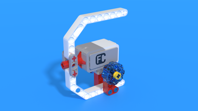 Image for Fish head from LEGO Mindstorms EV3
