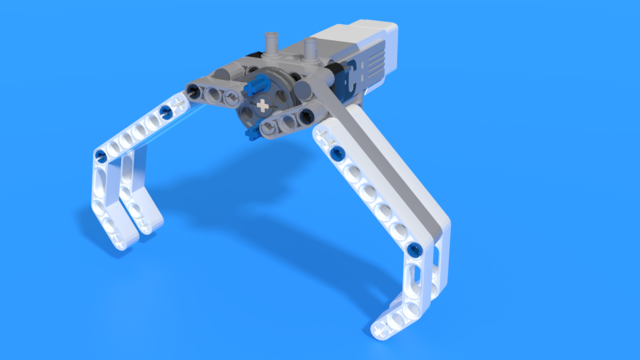 Image for Vertical Grabber from LEGO Mindstorms EV3