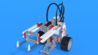 Image for MotoCar Bot - LEGO Mindstorms Robot that is kind of like a forklift