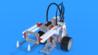 Image for Мотокар бот - ЛЕГО Mindstorms робот, който прилича на виличен повдигач