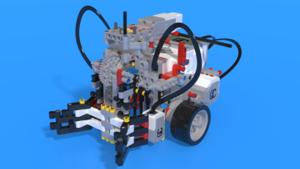 Image for WRO Robot Grabber from LEGO Mindstorms EV3