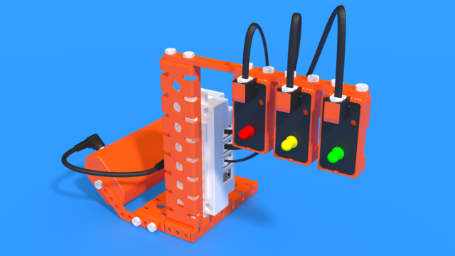 Image for Weeemake Traffic Light