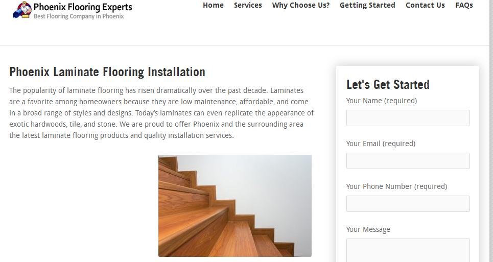 Phoenix Laminate Flooring