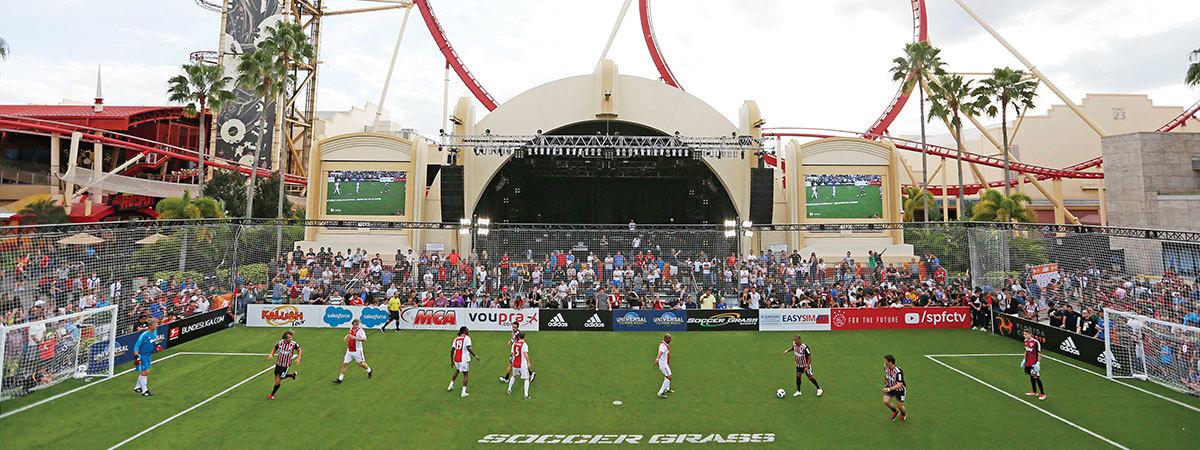 Florida Cup Arena at Universal Studios Florida