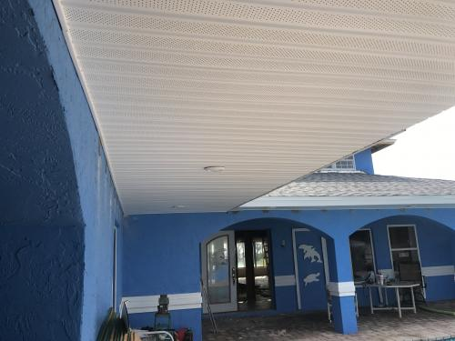 Florida Retrofits - Soffit and Fascia Replacement