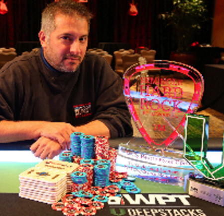 Boca Man Wins $290K, Lucky Hearts Main Event