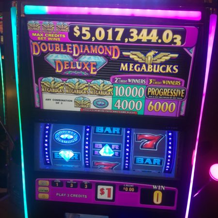 Slot jackpot surpasses $5M at Seminole Hard Rock