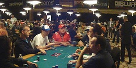 For Poker Pros, Vegas Is A Business Trip