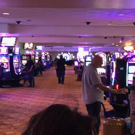 Whacked By Hurricane Irma, Hallandale Beach Casino's Slots Are Spinning Again