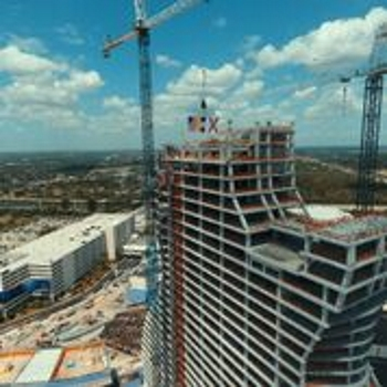 "Hard Rock ""Guitar"" Topping Out Ceremony (Videos)"