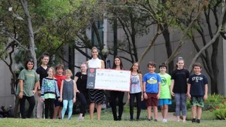 Hard Rock Heals Foundation Awards $5000 Grant To Straz Center for the Performing Arts in Tampa
