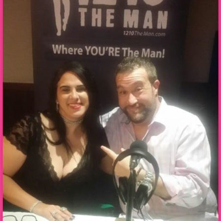 "Boss Lady & Jim Rodriguez of ""1210 AM The Man"" To Broadcast From Hialeah Park"